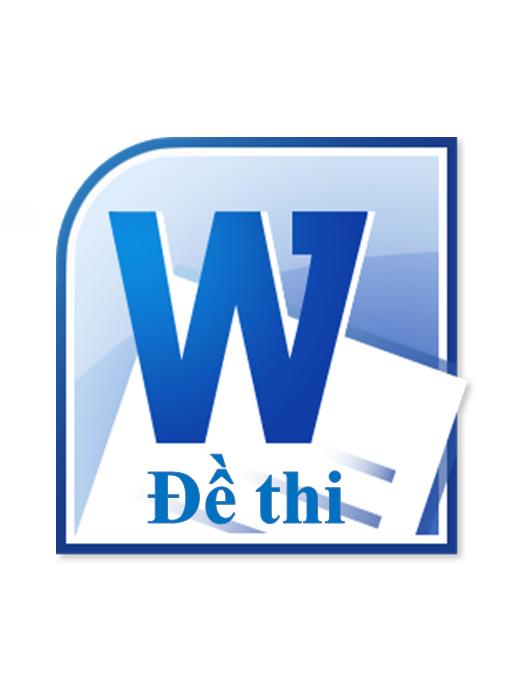 30 đề thi thử THPT môn sử